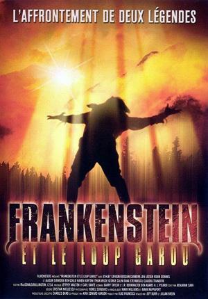Frankenstein & the Werewolf Reborn! 910x1303