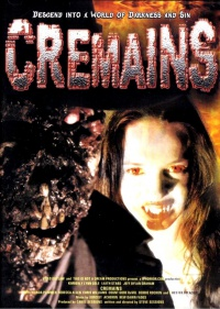 Cremains poster