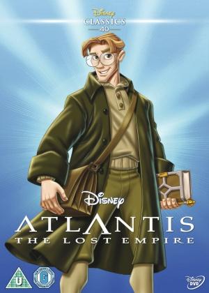 Atlantis - Das Geheimnis der verlorenen Stadt 1071x1500