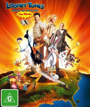 Looney Tunes: Back in Action 300x354