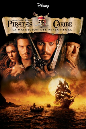 Pirates of the Caribbean: The Curse of the Black Pearl 1400x2100