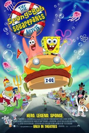 The SpongeBob SquarePants Movie 941x1399