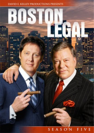 Boston Legal 355x500
