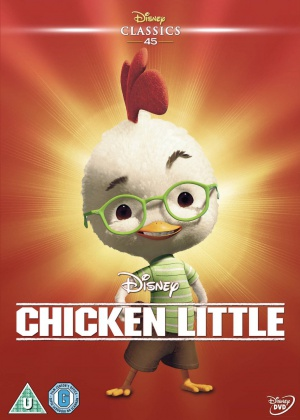 Chicken Little 1071x1500