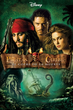 Pirates of the Caribbean: Dead Man's Chest 1400x2100