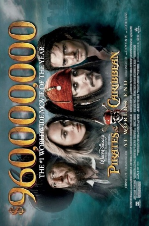 Pirates of the Caribbean: At World's End 718x1089