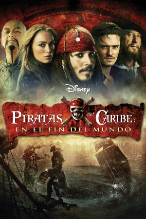 Pirates of the Caribbean: At World's End 1400x2100