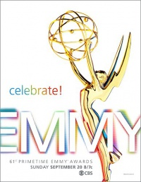 The 61st Primetime Emmy Awards poster