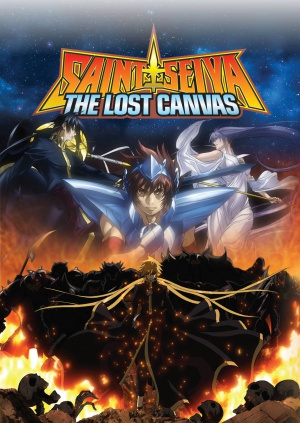 Seinto Seiya: The Lost Canvas - Meio Shinwa 1454x2048