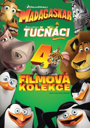 Madagascar 3: Europe's Most Wanted 700x990