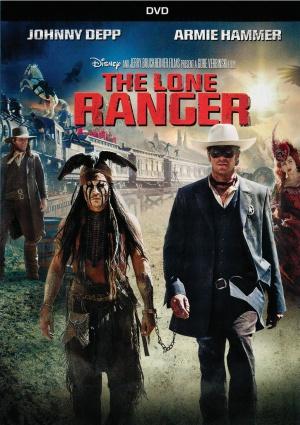 The Lone Ranger 1534x2174