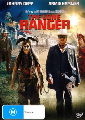 The Lone Ranger 1758x2475