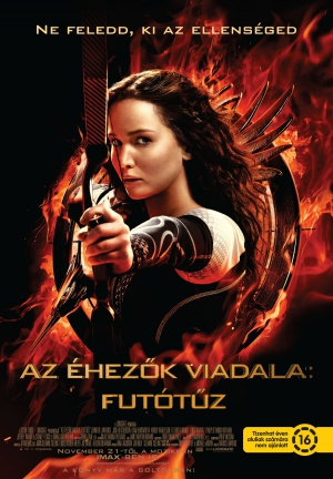The Hunger Games: Catching Fire 1800x2593
