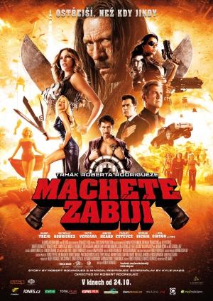 Machete Kills 3508x4967
