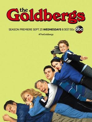 The Goldbergs 600x800