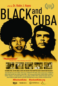 Black and Cuba poster
