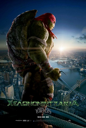 Teenage Mutant Ninja Turtles 3378x5000