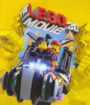 The Lego Movie 2421x2800