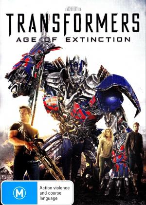 Transformers: La era de la extinción 1514x2127
