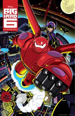 Big Hero 6 1000x1545