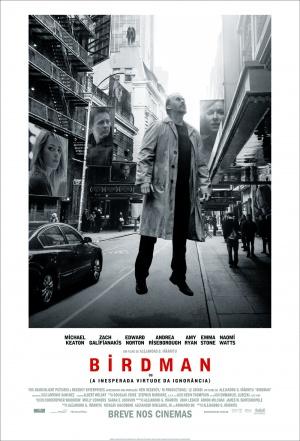 Birdman oder (Die unverhoffte Macht der Ahnungslosigkeit) 1000x1469