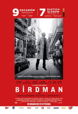 Birdman oder (Die unverhoffte Macht der Ahnungslosigkeit) 652x960