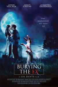 Burying the Ex poster