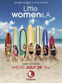 Little Women: LA poster
