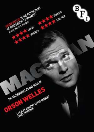 Magician: The Astonishing Life and Work of Orson Welles 1529x2161