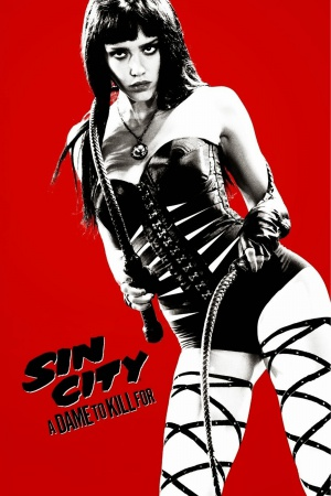 Sin City: A Dame to Kill For 2000x3000