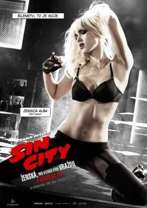 Sin City: A Dame to Kill For 1754x2483