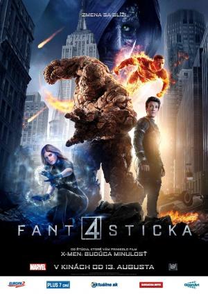 Fantastic Four 1754x2480