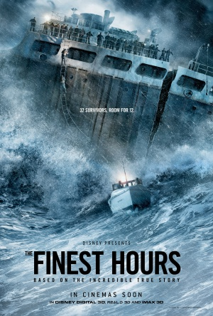 The Finest Hours 3375x5000