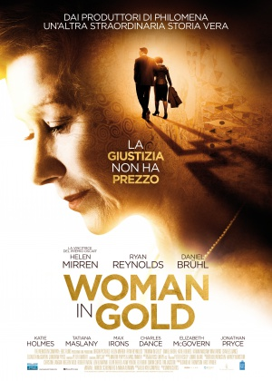 Woman in Gold 2362x3307