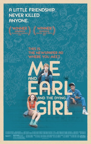 Me and Earl and the Dying Girl 1710x2700