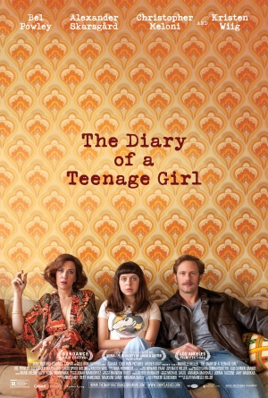 The Diary of a Teenage Girl 2400x3556