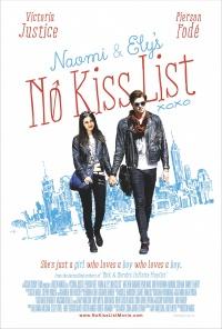 No kiss list: Va a finire che ti amo poster