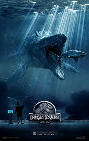 Jurassic World 505x800