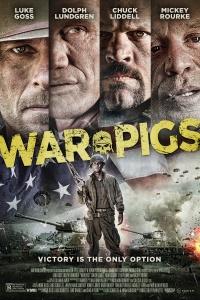 War Pigs poster