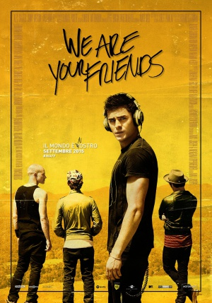 We Are Your Friends 1240x1772