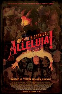 Alleluia! The Devil's Carnival poster
