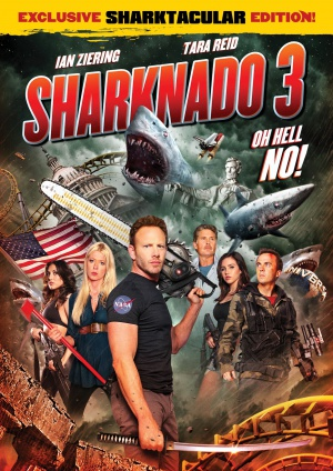 Sharknado 3: Oh Hell No! 1532x2165