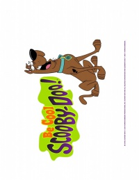 Bleib cool, Scooby-Doo! poster