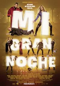 My Big Night poster