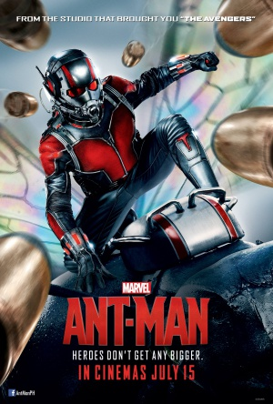 Ant-Man 3375x5000