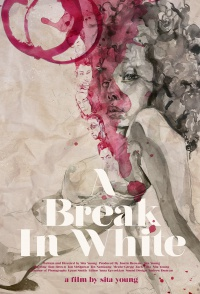 A Break in White poster