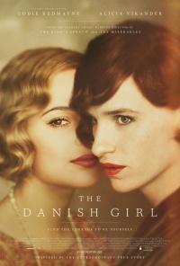 The Danish Girl poster