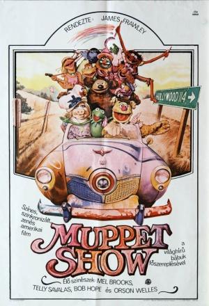 Muppet-elokuva 586x860