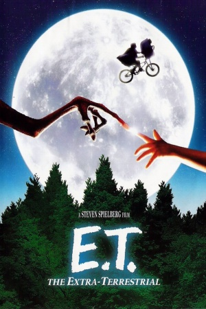 E.T. the Extra-Terrestrial 1000x1500
