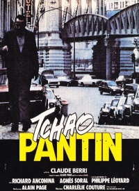 Tchao pantin poster